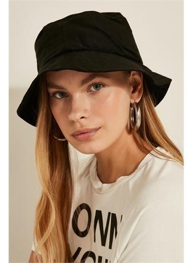 Y-London 13372 Bucket Şapka Siyah
